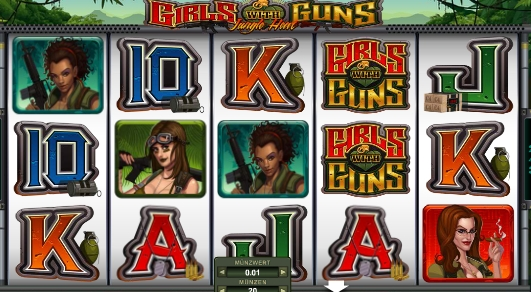 Gold Rush slots - spil Gold Rush slots gratis ingen download
