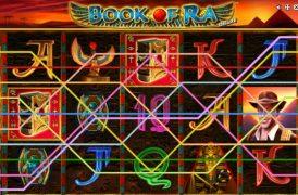 book of ra spielweise