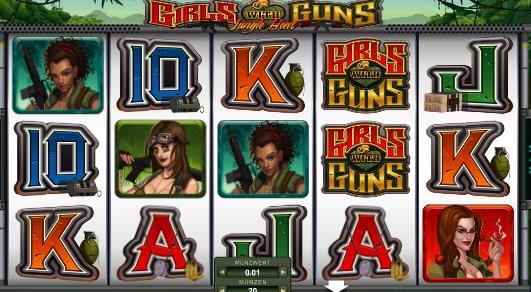 Spiele Wild Guns - Video Slots Online