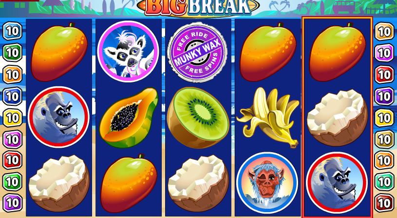Spiele Big Break - Video Slots Online
